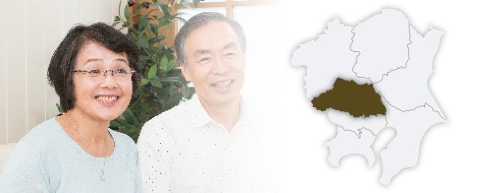 埼玉は人口が増え、高齢者も増えている地域